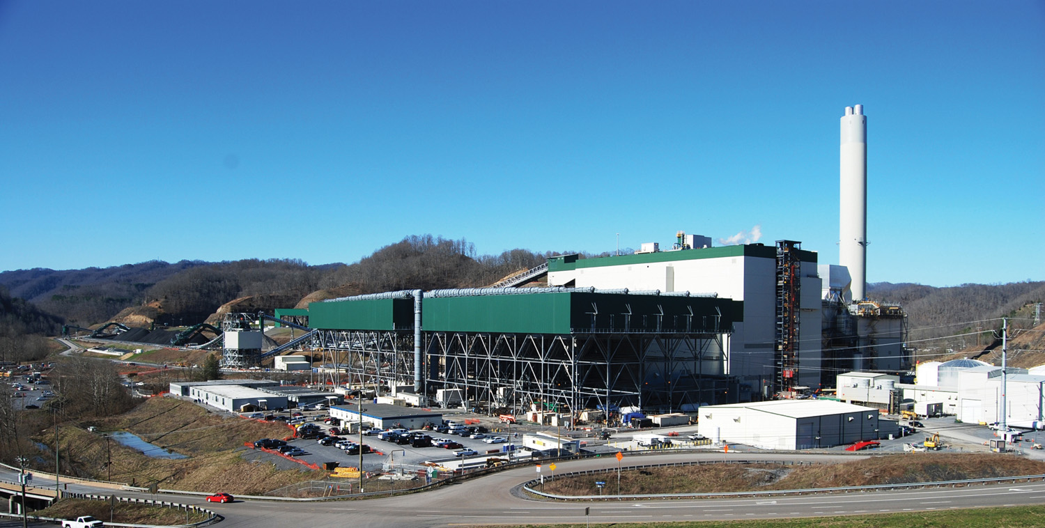 Dominion Virginia Power started up the 585-MW Virginia City circulating fluidized bed power plant in July.