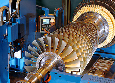 Siemens will supply a SGT6-5000F gas turbine for a new power plant in Manaus, Brazil.