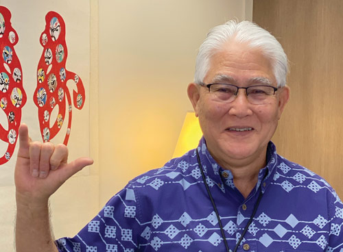 """""""There's a Hawaiian word called kakou, that means together. We're trying to make sure  the underserved are not left, and only those  who can move with individual investments reap the benefits of renewable."""""""