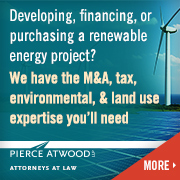 Partners in Renewable Projects - Pierce Atwood