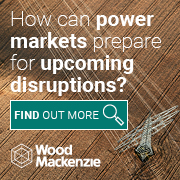 Wood Mackenzie Analysis on Power Market Disruptions