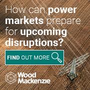 Wood Mackenzie Analysis on Power Market Disruptions