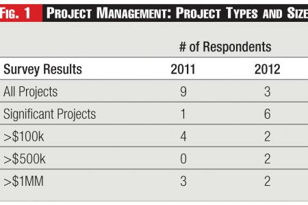 Project Management: Project Types and Sizes